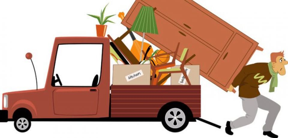 GET HELP FROM THE MOVERS TO PACK AND MOVE THE THINGS HASSLE FREE