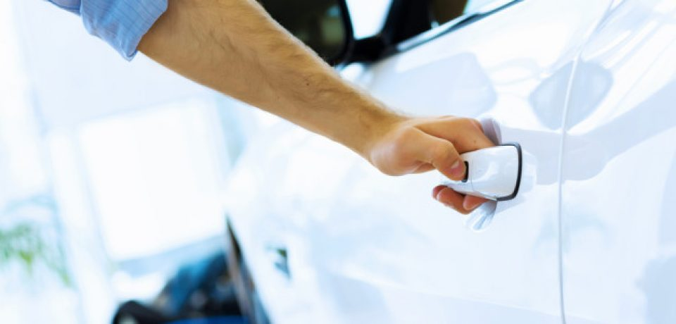 Renting a car when in Cairns