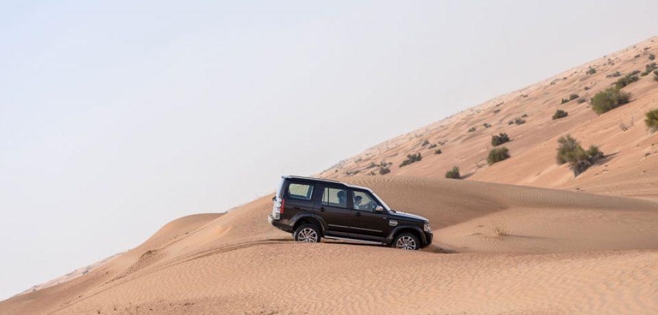 5 Desert Driving Tips You Should Follow
