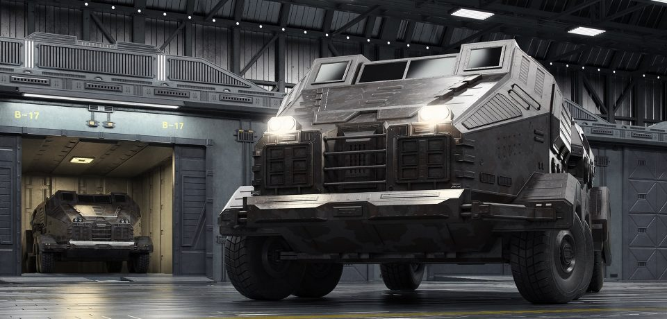 Robust and reliable armored cars