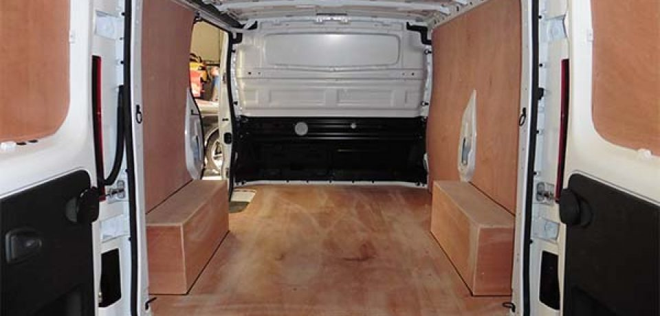 Why You Should Consider Plylining Your Van
