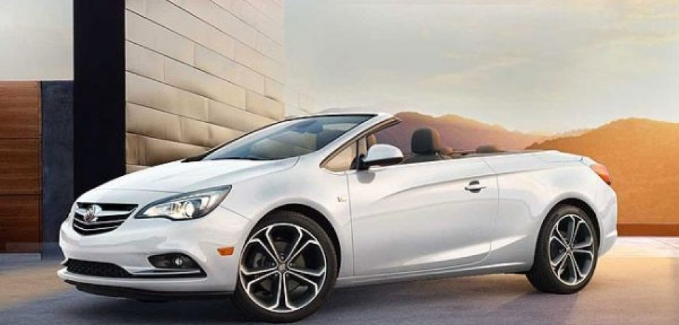 What Do You Think About the All New 2018 Buick Cascada?