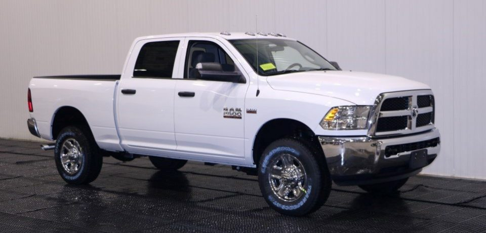 2018 Ram 2500: The Tradesman Crew Cab Truck