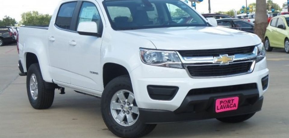 How Useful is the 2019 Chevrolet Colorado Work Truck