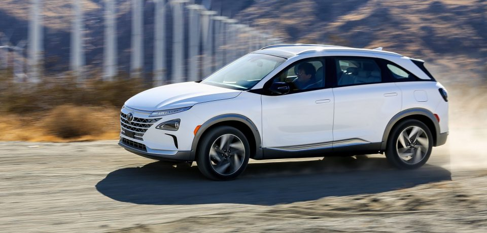Latest News on Hyundai NEXO