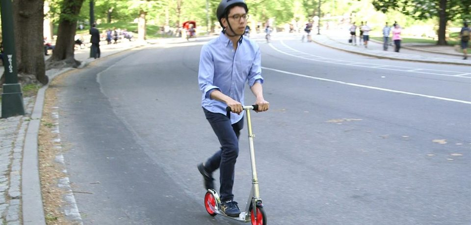 The Golden Rules of Riding Electric Scooters Safely